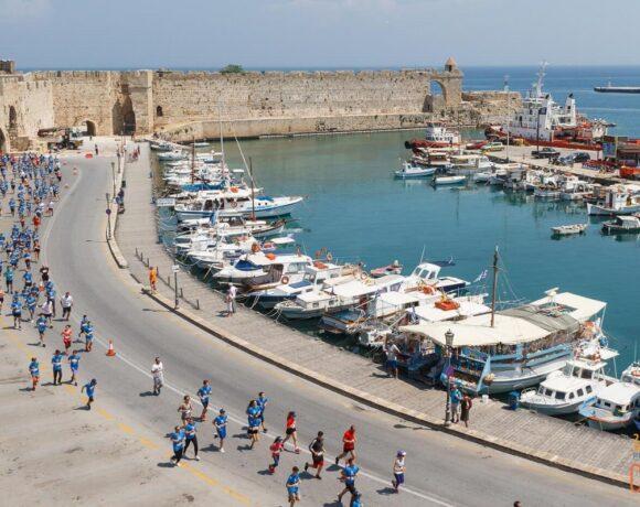 7th Rhodes Int'l Marathon Event Postponed for April 2021