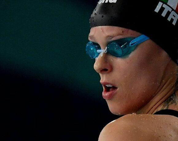 Αγωνιστικό τεστ σε πριβέ κολυμβητήριο η Πελεγκρίνι