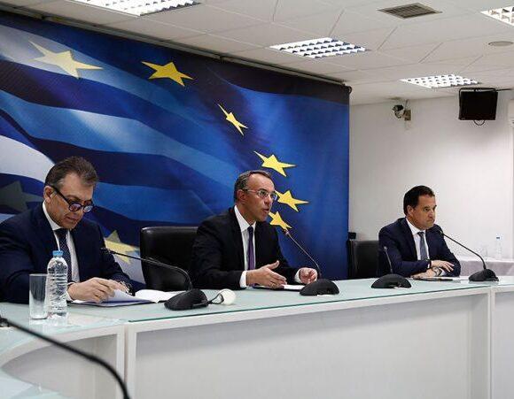 Ανακοινώνονται τα νέα μέτρα για επίδομα €800 και δώρο Πάσχα- Δείτε LIVE