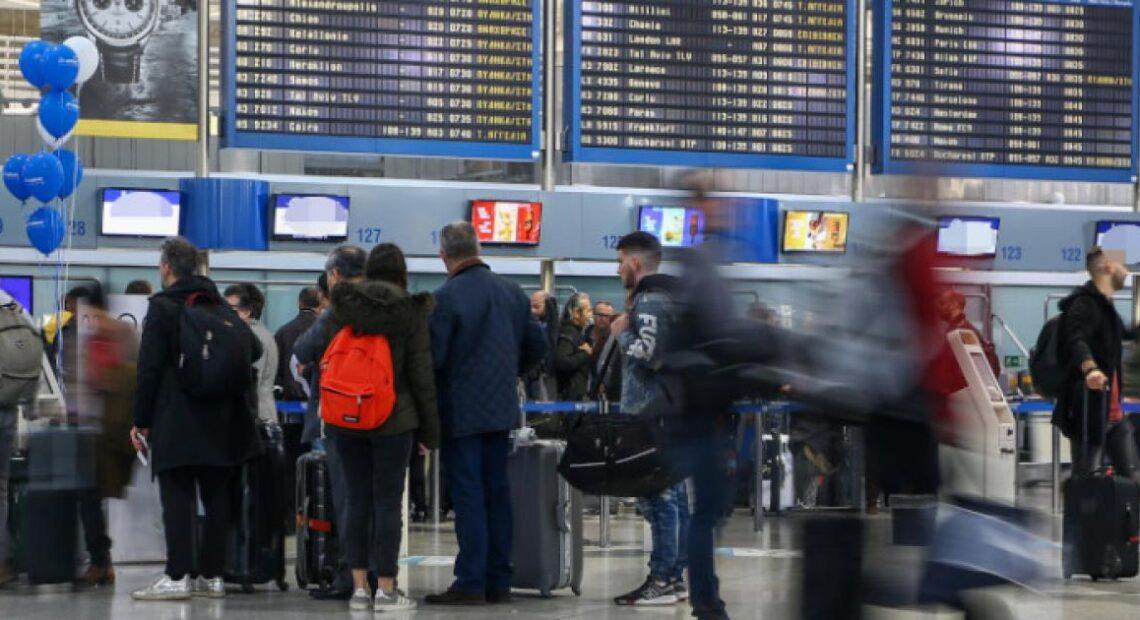 Διαλύει τις αερομεταφορές ο κορωνοϊός – Έρχονται νέοι ταξιδιωτικοί περιορισμοί