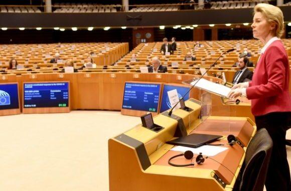 Η Κομισιόν θα εισηγηθεί νέο Πολυετές Δημοσιονομικό Πλαίσιο για την αντιμετώπιση της πανδημίας