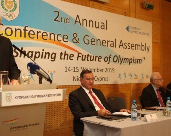 Η Κύπρος τάχθηκε υπέρ της αναβολής των Ολυμπιακών
