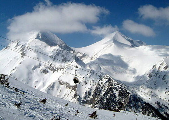Κλείνει το χιονοδρομικό του Μπάνσκο λόγω κορονοϊού
