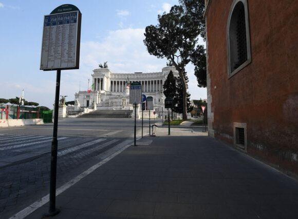 Κοροναϊός : Απαγόρευση μετακινήσεων εκτός δήμων στην Ιταλία – Θωρακίζεται ο Νότος