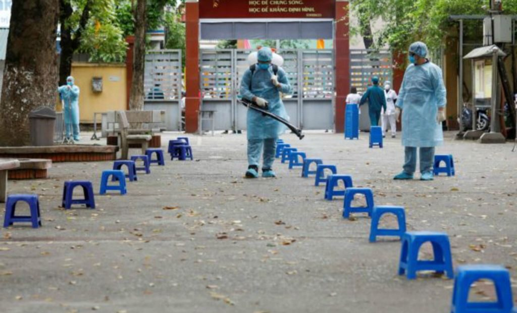 Κοροναϊός : Εταιρεία προβλέπει την κορύφωση του ιού έως τις αρχές Απριλίου