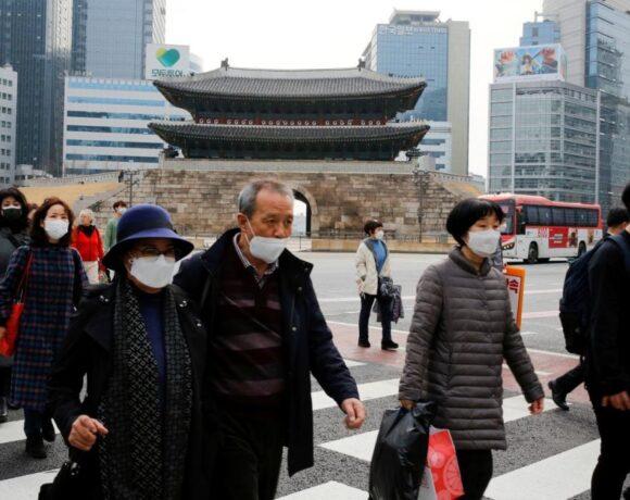 Κοροναϊός : Η Νότια Κορέα κατέγραψε 146 νέα κρούσματα, τον υψηλότερο αριθμό της εβδομάδας
