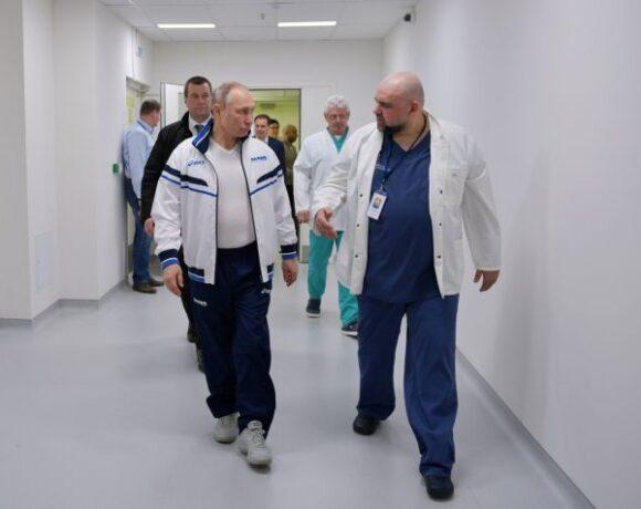 Κοροναϊός : Νέα μέτρα στη Ρωσία – Διάγγελμα θα απευθύνει ο Πούτιν