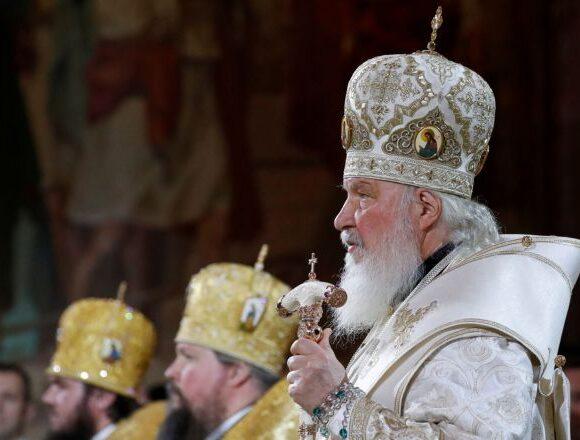 Κοροναϊός : Ο Πατριάρχης Ρωσίας θα κάνει περιφορά εικόνας της Παναγίας