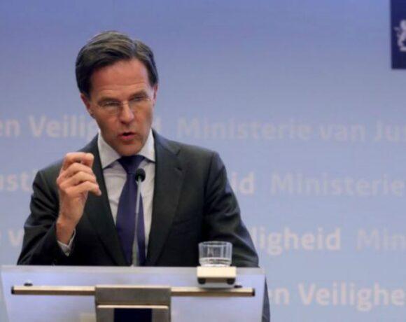 Κοροναϊός – Ολλανδία : 811 κρούσματα – 63 νεκροί σε μια ημέρα