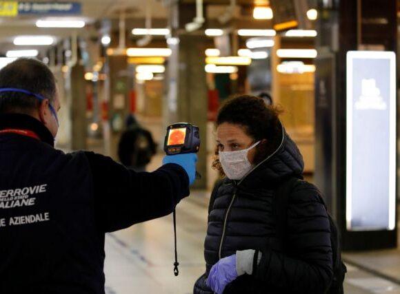 Κοροναϊός : Στο μάτι του κυκλώνα η Ευρώπη – Κρίσιμες οι επόμενες εβδομάδες