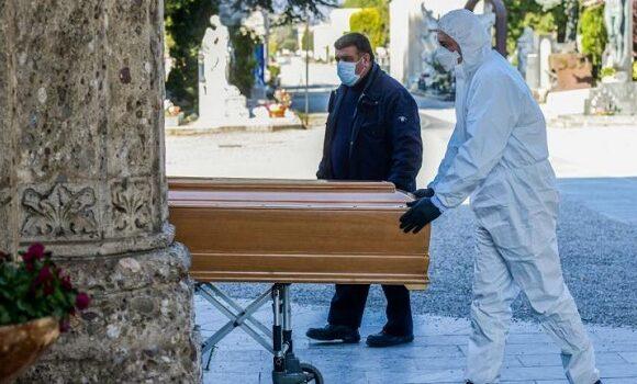 Κορονοϊός: Η Ιταλία ξεπέρασε σε νεκρούς ακόμα και την Κίνα - Πάνω από 3