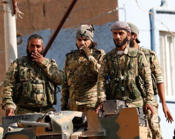 Λιβύη : Οι μισθοφόροι θέλουν να φύγουν γιατί η Τουρκία τους έχει εγκαταλείψει