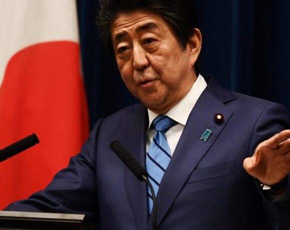 Ο πρωθυπουργός της Ιαπωνίας θα ζητήσει το Τόκιο 2021