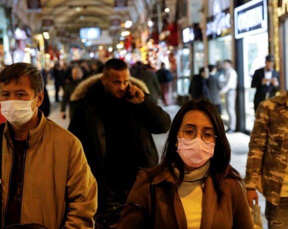Τουρκία : Ζήτημα χρόνου να φθάσει στην κορύφωσή της η κρίση του κοροναϊού