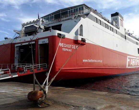 Ύποπτο κρούσμα κορωνοϊού σε επιβατηγό πλοίο που έφτασε από Μύκονο