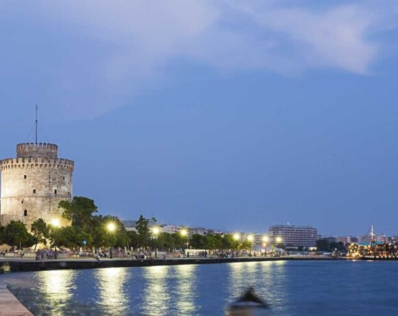 Covid-19: Authorities Ban Access to Thessaloniki Waterfront Area