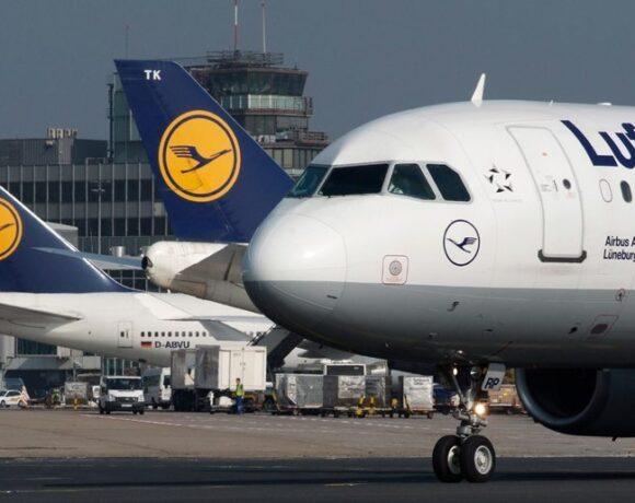 Lufthansa: Διαθέτει το προσωπικό με ιατρική κατάρτιση στον αγώνα κατά του κορωνοϊού