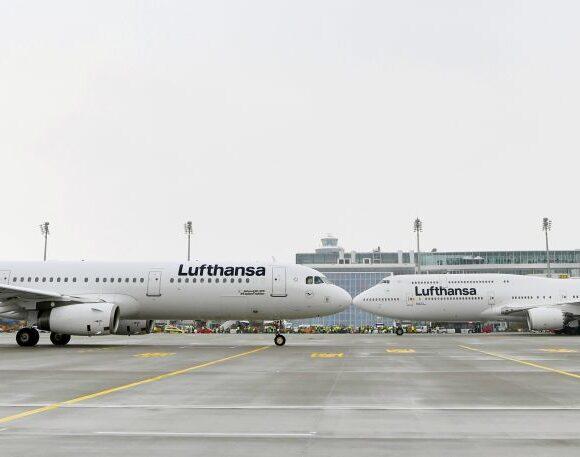 Lufthansa Employees Offer Their Medical Expertise