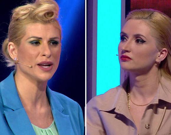 My Style Rocks 3: Η Ευρυδίκη Παπαδοπούλου «τα έβαλε» με τη Ζάννα Σίριακ