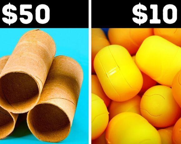 25 πράγματα που πετάμε στα σκουπίδια αλλά αξίζουν μια περιουσία