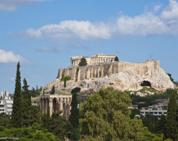 Acropolis Upgrade Works Proceeding as Scheduled