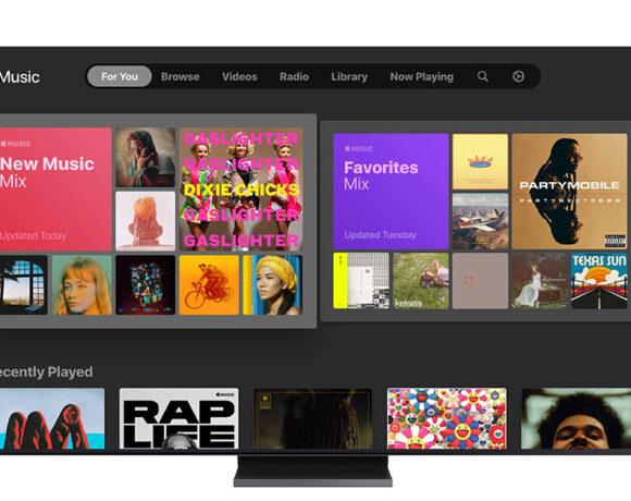 Apple Music: Διαθέσιμη σε τηλεοράσεις Samsung Smart TV σε Ελλάδα και Κύπρο
