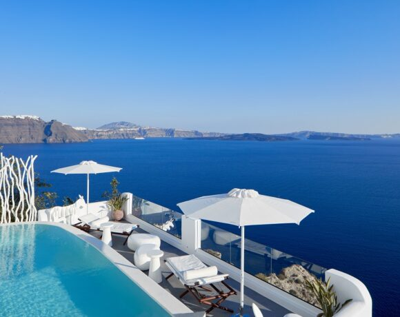 Canaves Oia Luxury Resorts: A Message from the Managing Director