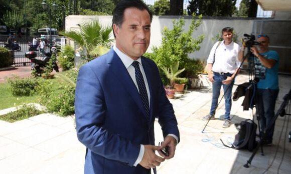 Άδωνις Γεωργιάδης: Την Τετάρτη το αίτημα για παράταση πρώτης κατοικίας