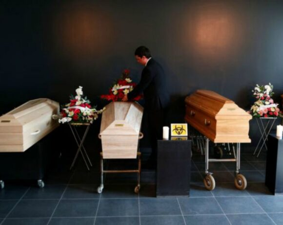Βέλγιο : 283 νέοι θάνατοι – 1
