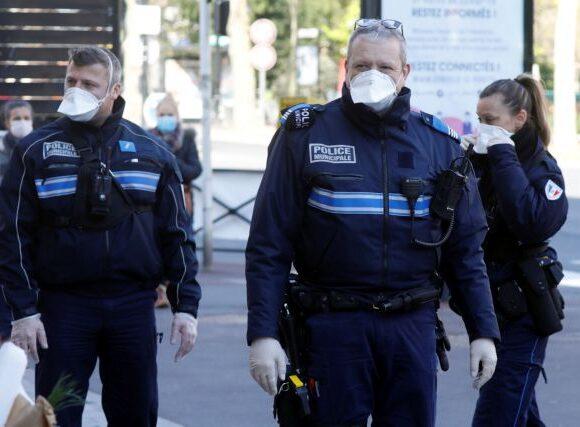 Γαλλία : Ανησυχία για τις ατομικές ελευθερίες εν μέσω καραντίνας