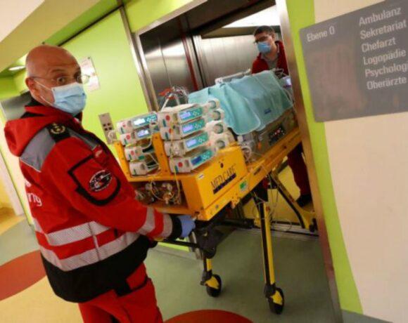 Γερμανία : Μειώνονται τα νέα κρούσματα – 126 επιπλέον θάνατοι