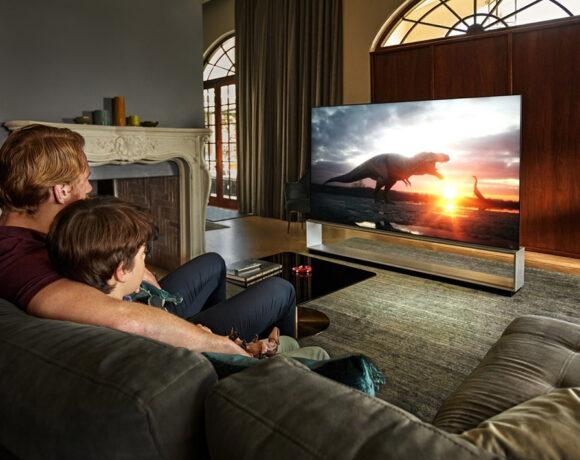 Διακοπές από το… σπίτι με τηλεοράσεις LG OLED