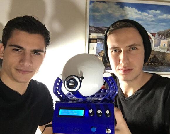 Δυο φοιτητές από την Κρήτη κατασκεύασαν αναπνευστήρα χρησιμοποιώντας εκτυπωτή 3D