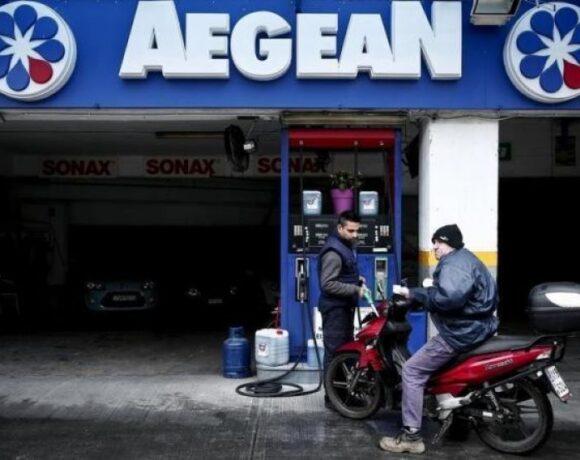 Δωρεά καυσίμων στο υπουργείο Υγείας από την Aegean Oil