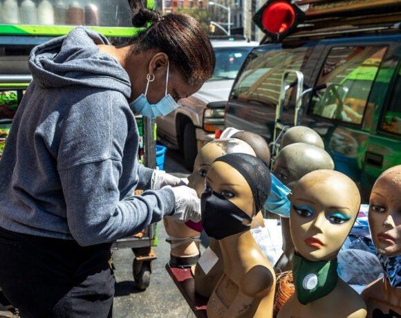 Είναι οι προστατευτικές μάσκες τα νέα προφυλακτικά; Διαφημιστικά θα μπορούσε