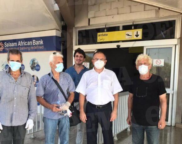 Ελεύθεροι οι τρεις Έλληνες ναυτικοί που ήταν όμηροι στο Τζιμπουντί