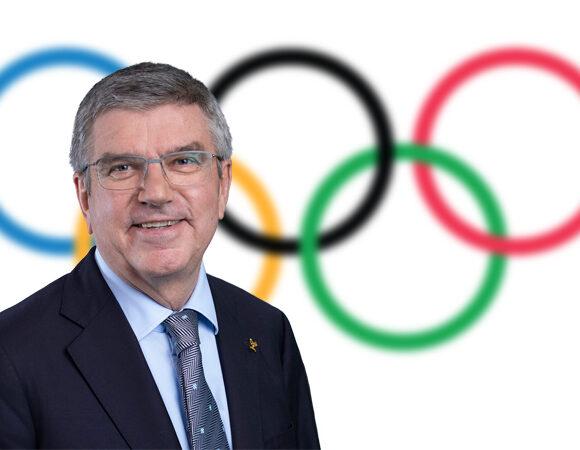 Επιστολή Μπαχ για το Ολυμπιακό κίνημα και τον κορονοϊό