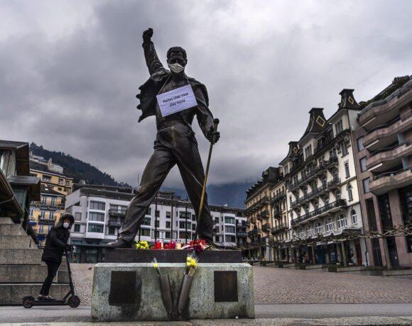 Η ουδέτερη Ελβετία έκανε επιστράτευση για τον κορωνοϊό και κάποιοι δεν παρουσιάστηκαν