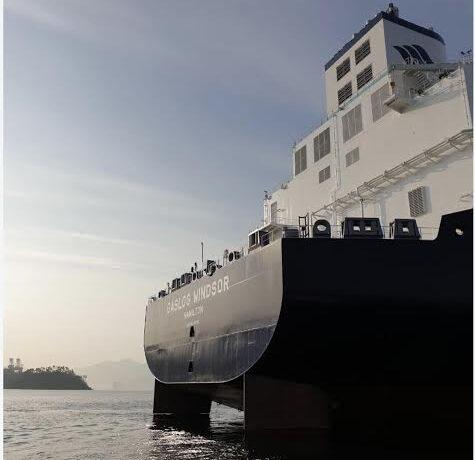 ΗGasLogτου Λιβανού παρέλαβε εν μέσω πανδημίας το πρώτο από τα επτά υπό ναυπήγησηLNG
