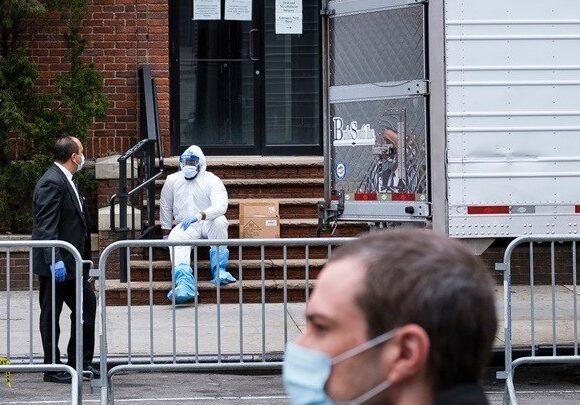 ΗΠΑ: «Μάχη ενάντια στον χρόνο» δίνει η Νέα Υόρκη – Δεν είναι υποχρεωτικές οι μάσκες λέει ο Τραμπ