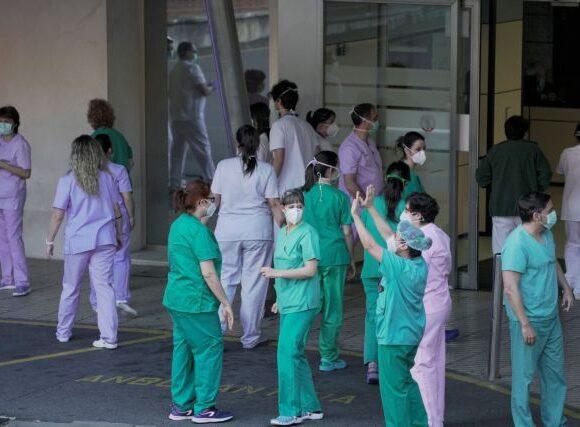 Ισπανία: 565 νεκροί από κοροναϊό σε μια μέρα – 20