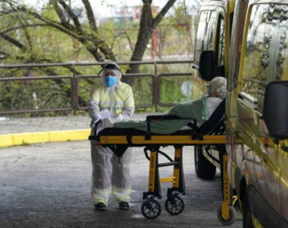 Ισπανία : Μειώνεται ο ρυθμός των νέων θανάτων – 510 νεκροί το τελευταίο 24ωρο