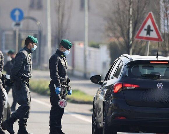 Ιταλία: Επίσημη παράταση των μέτρων μέχρι τις 13 Απριλίου