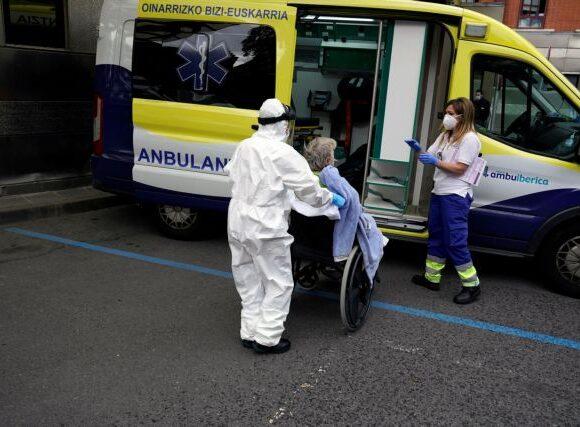 Κοροναϊός : 399 νέοι θάνατοι στην Ισπανία – Πάνω από 200