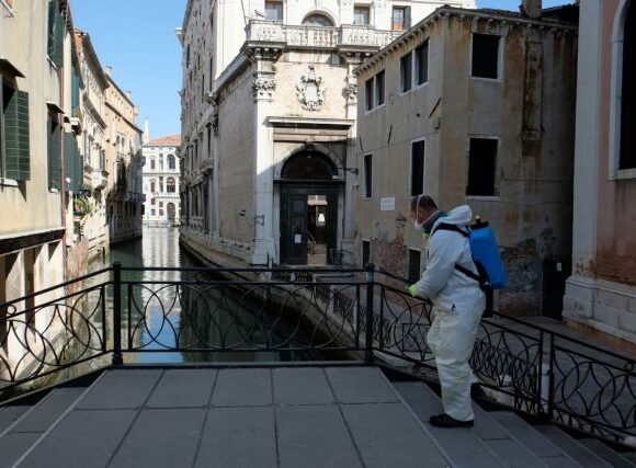 Κοροναϊός : Έκρηξη κρουσμάτων στην Ιταλία – Πάνω από 12