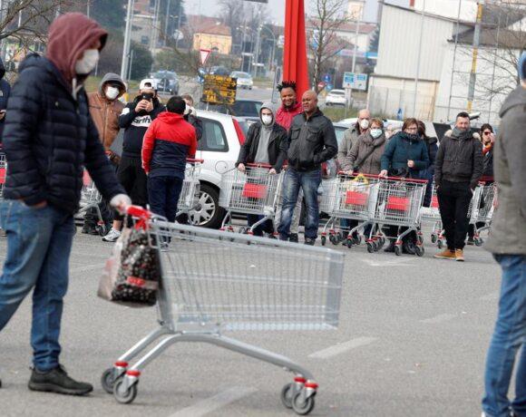 Κοροναϊός : Για κίνδυνο κοινωνικών εντάσεων και εξτρεμιστικών φαινομένων προειδοποιεί η Ιταλίδα ΥΠΕΣ