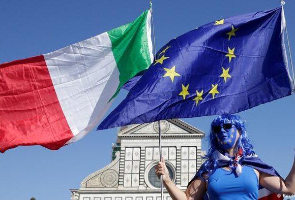Κοροναϊός : Η επιδημία τροφοδοτεί τον ευρωσκεπτικισμό στην Ιταλία