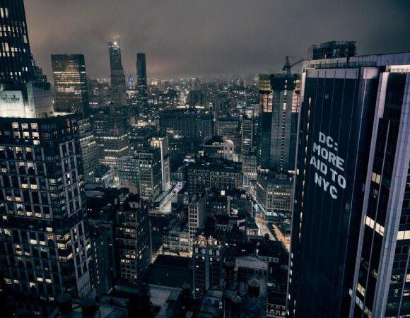 Κοροναϊός – ΗΠΑ: Κραυγή αγωνίας για την πανδημία σε ουρανοξύστη