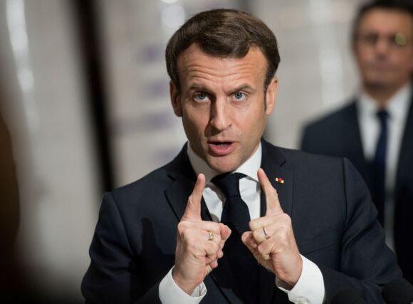 Κοροναϊός: Νέο διάγγελμα Μακρόν ενώ η Γαλλία ζει τον απόλυτο εφιάλτη