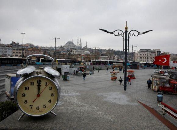 Κοροναϊός : Ραγδαία εξάπλωση του ιού στην Τουρκία – 63 νέοι θάνατοι και 2
